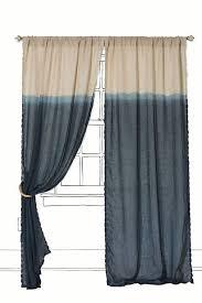 Blue Ombre Curtains Walmart by Best 25 Dye Curtains Ideas On Pinterest Dip Dye Curtains Diy