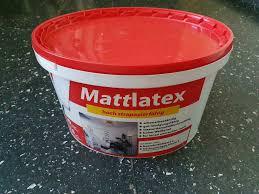 latexfarbe 10l badezimmer neu abriebfest dispersionsfarbe