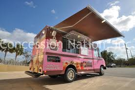 Food Trucks Chicago - Custom Food Trucks | Concession Nation ...