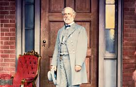 General Robert E Lee A Week After Surrendering To Ulysses S Grant Effectively Ending The American Civil War