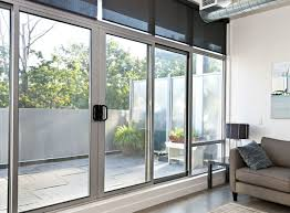 Sliding Door With Blinds by Office Aluminium Doors With Glass And Blinds