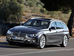 BMW 330d Touring car review Motoring Advice and News