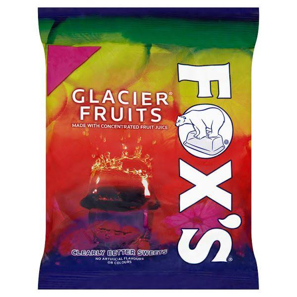 Fox's Glacier Fruits Candy - 130g