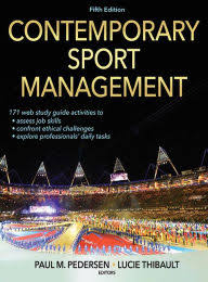 Contemporary Sport Management 5th Edition With Web Study Guide 5