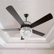 candelabra ceiling fans for less overstock