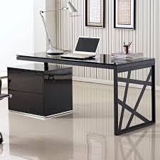 Brayden Studio Watlington Modern puter Desk & Reviews