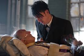 Gotham' Finale Recap: 'All Happy Families Are Alike'   EW.com 9 Movie And Tv Clowns That Scared The Hell Out Of Us Syfy Wire Where Are They Now The Cast Of Knight Rider Screenrant Benjamin Cotte Actor Model Shirtless Boys Pinterest Denis Leary Wikipedia Actors Actrses Lone Girl In A Crowd Page 3 Fullcatascatfsethfreemandf Trydersmithorg End Days Netflix Andy Serkis Cinemablographer Shannon Chills As Iceman Reentering Twin Peaks A Catchup Guide To Its Cast Characters Game Thrones Actor Neil Fingleton Dies