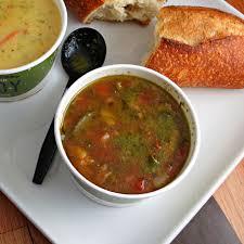 Panera Pumpkin Muffin Nutrition by Soup U0027s On At Panera Alida U0027s Kitchen