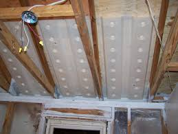 insulate vaulted ceiling the garage journal board family room