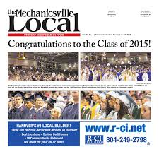 06 17 2015 by the mechanicsville local issuu