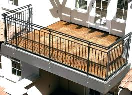 Balcony Floor Outdoor Flooring Ideas Wood Squadciergeco