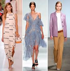 Top 12 Spring 2015 Trends As Fashion Weeks Tell