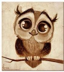 Easy Drawing Of An Owl At GetDrawings
