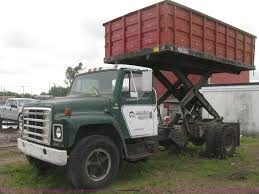 1986 International 1654 Scissor Dump Bed Truck | Item H5423 ...