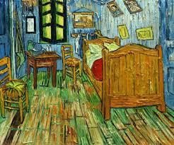 Baby Nursery bedroom in arles The Bedroom Vincent Van Gogh