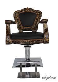 Beauty Salon Chairs Ebay by 100 Reclining Salon Chair Ebay Foxhunter New Linen Fabric