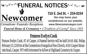 NEW ER FUNERAL HOME Ad from 2018 02 22 Ad Vault