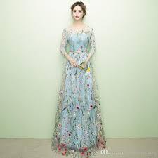 Junior Bridesmaid Dresses Long Evening Prom Dresses Wedding Guest