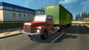 TRUCKS FOR EXTRAS V1.3 For ETS 2 -Euro Truck Simulator 2 Mods