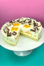 schmandkuchen mit mandarinen im tortenland kuchen