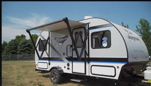 Considering A Small RV Trailer? Check Out Jeff's Review Of The ... Cafree Of Colorado Awning Replacement Itructions Bromame Cafree Window Awnings Colorado Rv The Original Mechanic Vacationr Screen Room Review Addaroom And Awning Mats Pioneer Endcap Upgrade Kit Polar White Tough Top Discount Code Rvgeeksrock 300 Winner Of Install On Home Part Rv Electric Sunblocker By Black 6 X 15 Into The Future Buena Vista How To Replace An Patio New Fabric Youtube