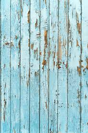HUAYI Blue Vintage Wood Floor Backdrop Wooden Planks Art Fabric Newborn D 560