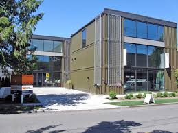 100 Cargo Container Buildings Areas First Commercial Building Made Of Cargo Containers Up For