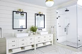 15 Black And White Bathroom Ideas - Black & White Tile Designs We Love Vintage Bathroom With Blue Vanity And Gold Hdware Details Kids Bathroom Ideas Unique Sets For Kid Friendly Small Interiors For Blue To Inspire Your Remodel Ideas Deluxe Little Boys Design Youll Love Photos Cute Luxury Uni 24 Norwin Home Decorations Bedroom White Wall Paint Marble Glamorous Awesome 80 Best Gallery Of Stylish Large 23 Brighten Up Childrens Commercial Pink Modern Very Sink