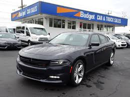 Used 2017 Dodge Charger Radar Assist Parking, Sunroof, Leather For ...