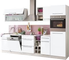 küchenzeile held möbel avignon mit e geräten breite