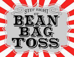 Carnival Clipart Bean Bag Toss 5