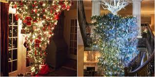 Image Of Upside Down Christmas Trees