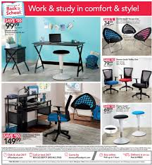 Officemax Clear Glass Desk by Office Depot Office Max Weekly Ad 8 13 17 8 19 17