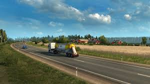 100 Euro Truck Simulator 2 Key Buy Beyond The Baltic Sea Pc Cd Key For Steam