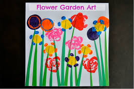 Flower Garden Art