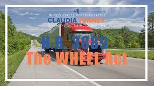 The Wheel Act | U.S. House Of Representatives
