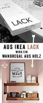 ikea lack floating shelf hack ikea lack wandregal hack