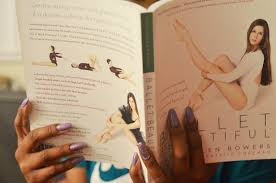 In Case You Are Wondering About The Book Its What Im Currently Reading Called Ballet Beautiful And Basically A Manual For Living Healthier