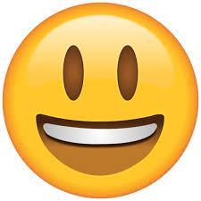 Download Smiling Emoji With Eyes Opened