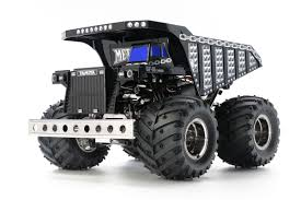 100 Rc Tamiya Trucks 74329 Metal Dump Truck GF01 USA