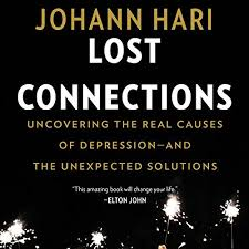 Lost Connections Audiobook Cover Art