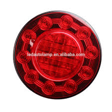 10-30v Round Led Truck Rear Stop Lamps Trailer Tail Lights E-mark ... 2 Pieces Lot 19 Led Truck Tail Light 24v Car Taillight Left 4 Inch Round Lights Whosale Red 10 Led Trailer Brake Stop Turn Pair 40 Leds Bus Van Rear Reverse With Red 2x 12v 5 Functions Ultra Thin Design For Akashihonpo Rakuten Global Market 20 Waterproofing Tail 2x Indicator Lamp Ute And W Reflector Braketurn Truck Trailer Lights Square Tail Stop Amazoncom Ingrated Atv 12v24v 45 Light Kit Brake Back Up Utility Rv