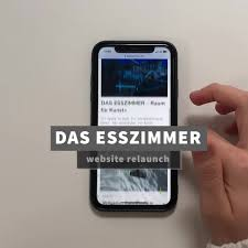 das esszimmer that wasn t all about our new website now