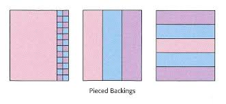 Preparing Your Backing for Quilting Mary M Covey Designs