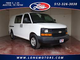 2007 Chevrolet Express Van 184086 10995 High Price Austin TX