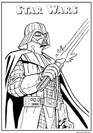Star Wars Printable Coloring Pages Nice