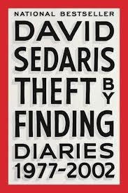 Theft By Finding Diaries 1977 2002 David Sedaris Paperback