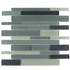 bliss iceland and glass linear mosaic tiles mosaics