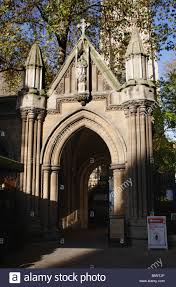 100 Kensington Church London Stock Photos