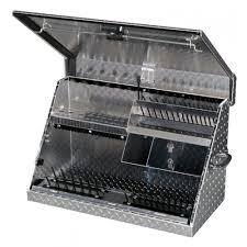 Montezuma Professional Portable Tool Box - Aluminum (30